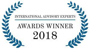 2018 IAE Awards Winner Logo