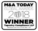 MandA Global Awards 2018