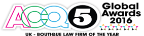 ACQ5 Global Award 2016