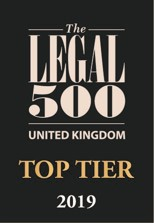 Legal 500 Logo 2019 S