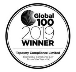 Global 100 2019 Logo