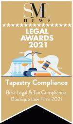 Mar21473-SME NEWS Legal Awards 2021 Winners Logo